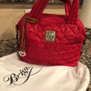 Beautiful Red Brighton purse!